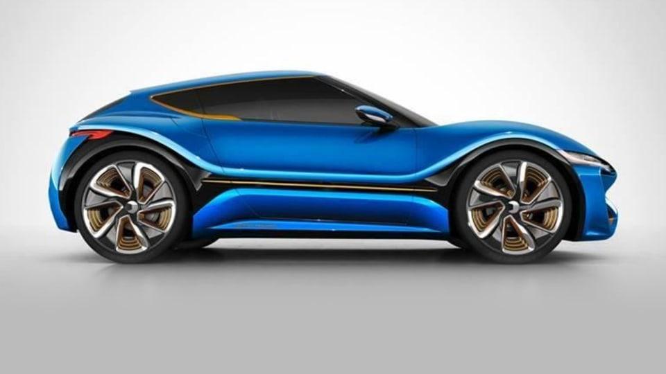 NanoFlowCell Teases New Coupe Concept Ahead Of Geneva