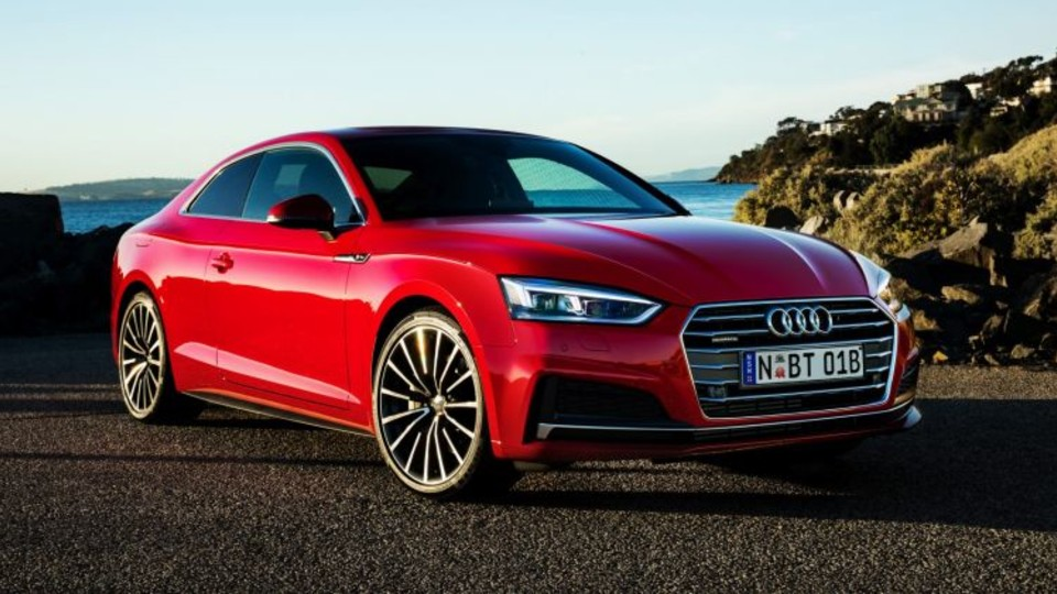 2017 Audi A5 and S5 full details