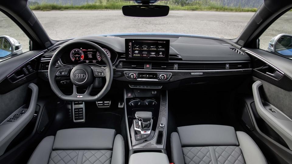 2020 Audi A4 review-3