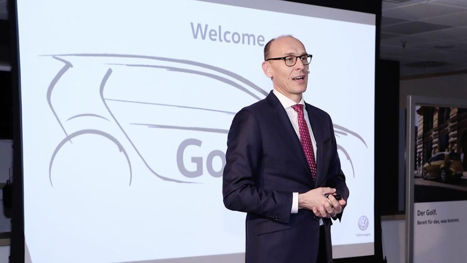Volkswagen Confirms Mark 8 Golf For June 2019 Production Start