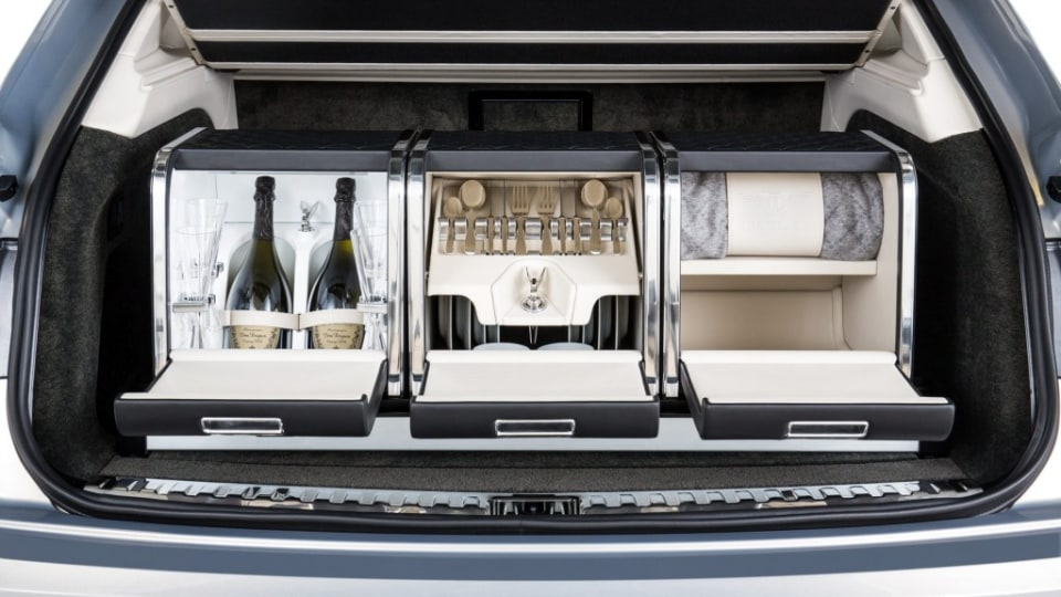 Bentley Bentayga Picnic Kit