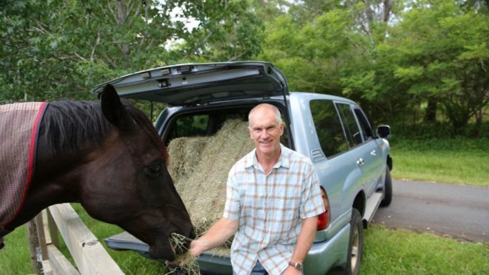 Star and car: Simon Reeve, TV presenter
