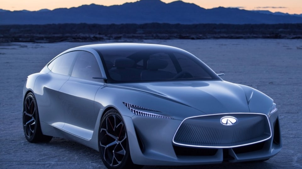 Infiniti Reveals New Premium Sedan Rival