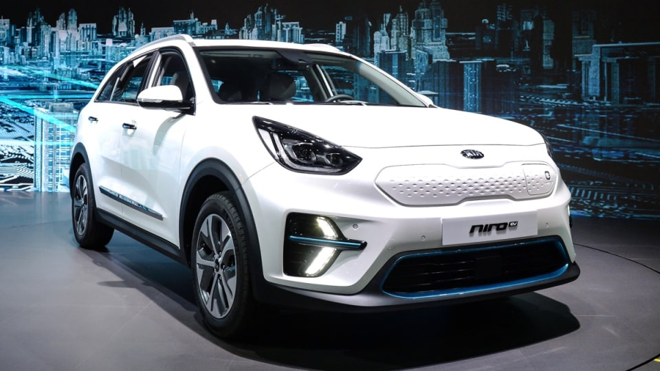Kia ready to launch its electric SUV