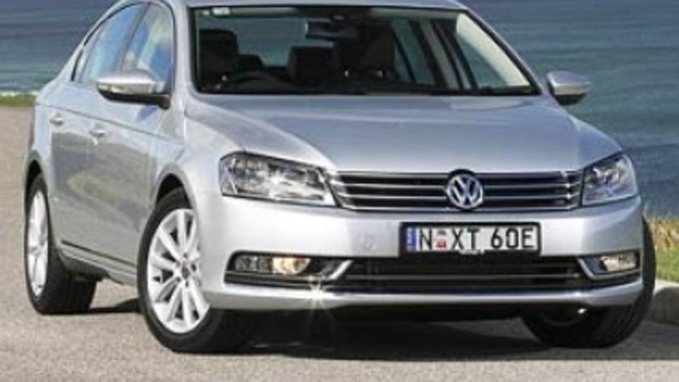 Reviewed: 2011 Volkswagen Passat 125 TDI