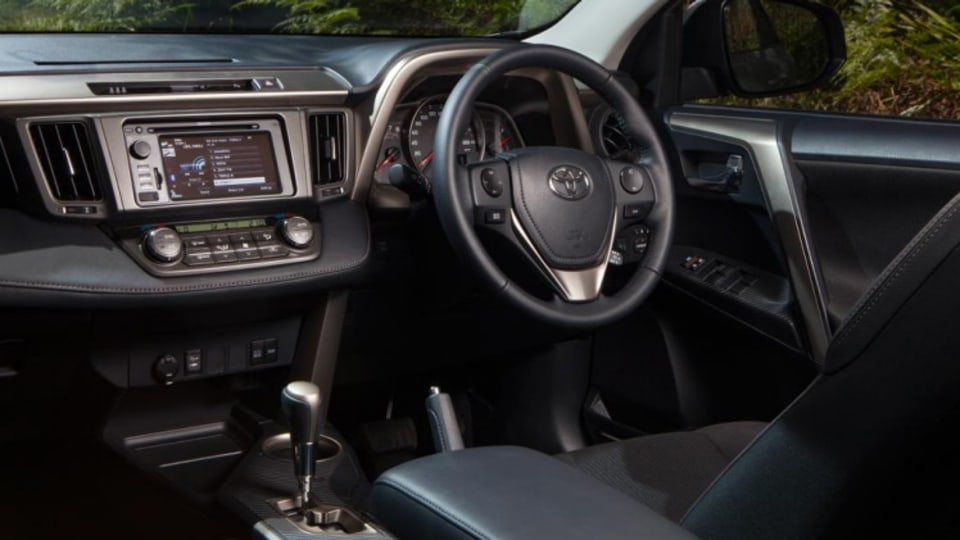 Toyota RAV4 GXL 2.5 AWD.