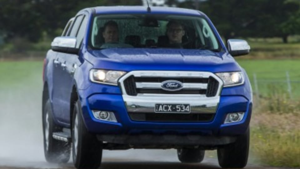 More gear for Ford Ranger ute