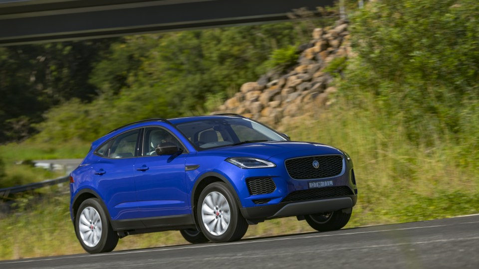 Jaguar's new E-Pace takes the brand into new territory.