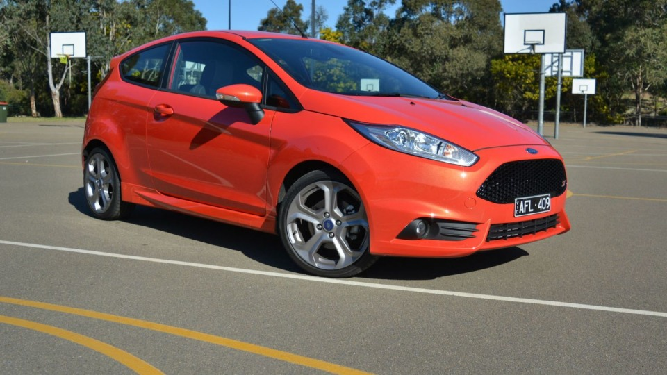 2016 Ford Fiesta ST Mountune REVIEW | Ford's Little Gem Is A Giant Killer