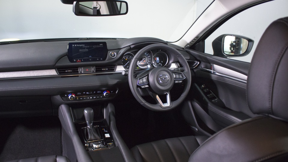2018 Mazda6 GT wagon.