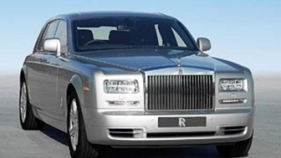 The Rolls-Royce Phantom Series II has been presented at the  2012 Geneva Motor Show.