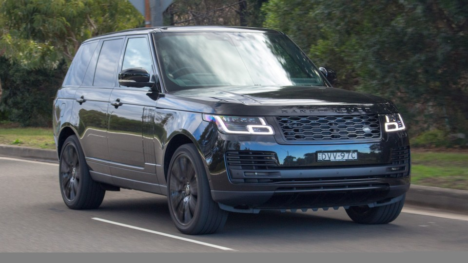 2018 Range Rover Vogue TDV6.
