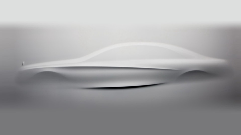 2014 Mercedes-Benz S-Class Teased