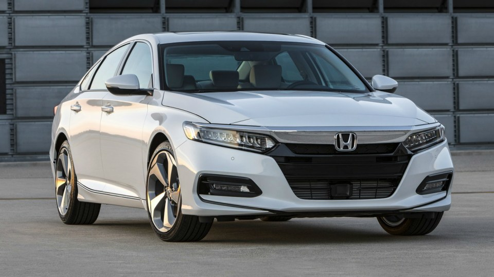 2018 Honda Accord Revealed For The US - Australian Future Unclear