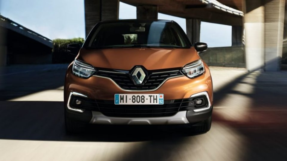New Renault Captur revealed