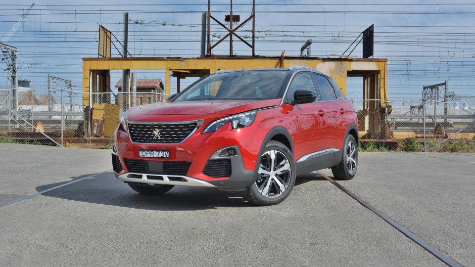 2017 Peugeot 3008 GT-Line Review | French Brand Skews Premium With New SUV