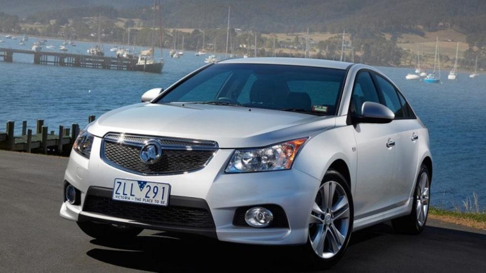 First drive: 2014 Holden Cruze SRi