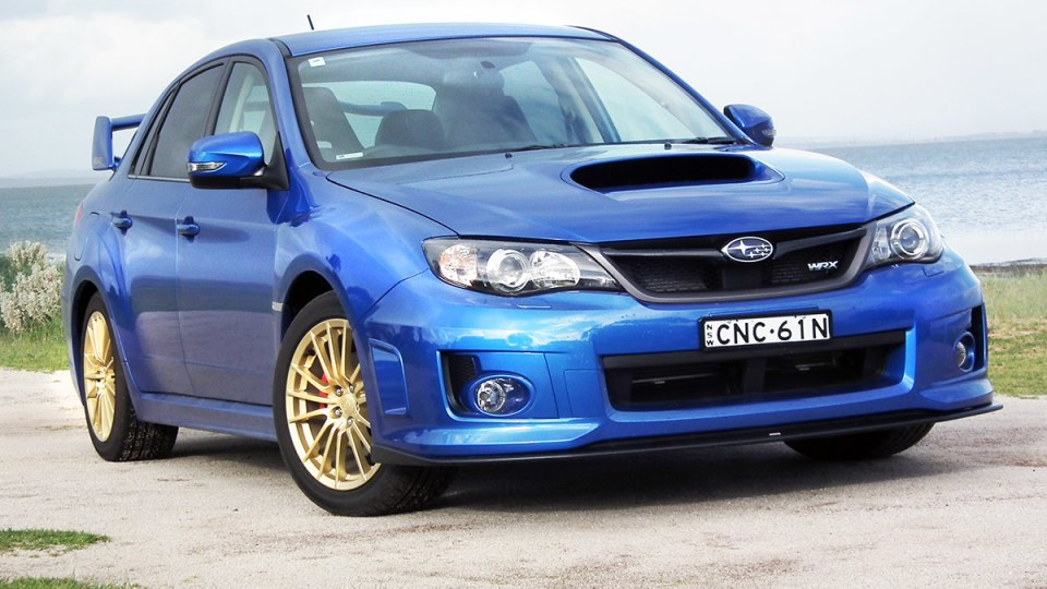 Subaru WRX RS40 Features And Specs Review
