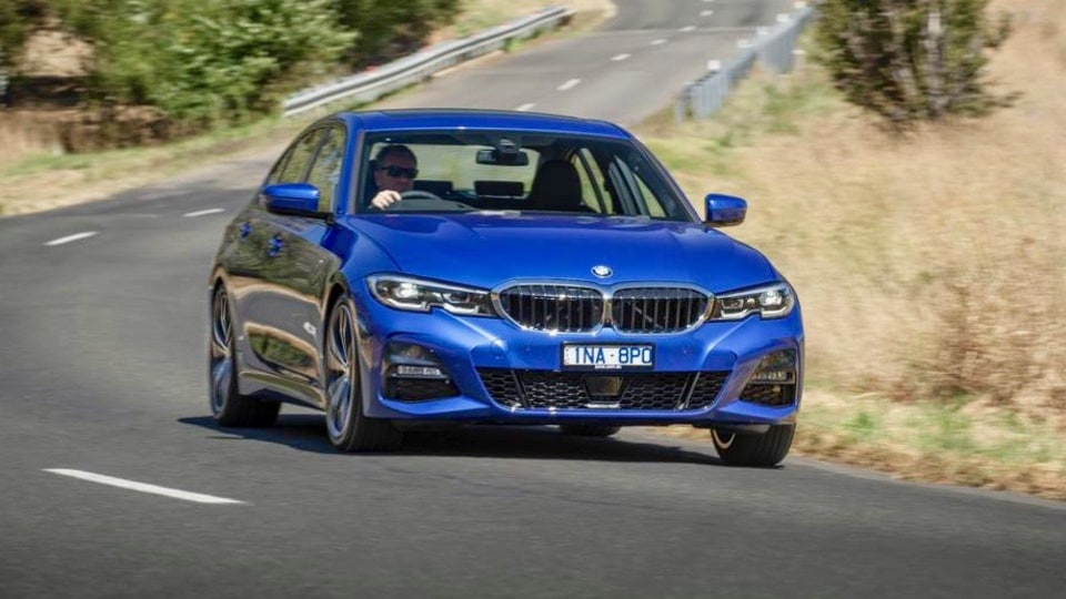 BMW 3 series 2019 Range Review