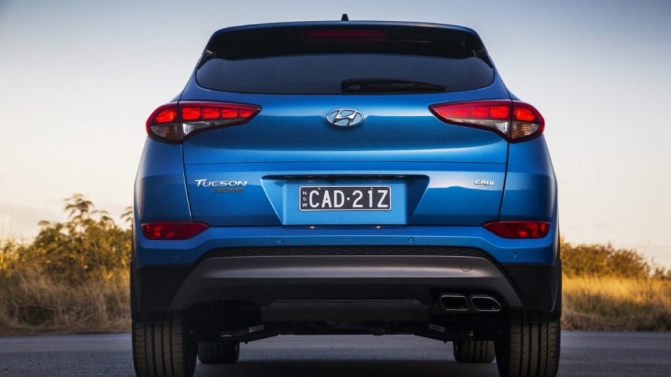 Hyundai's new Tucson mid-size SUV replaces the ix35 in its line-up.