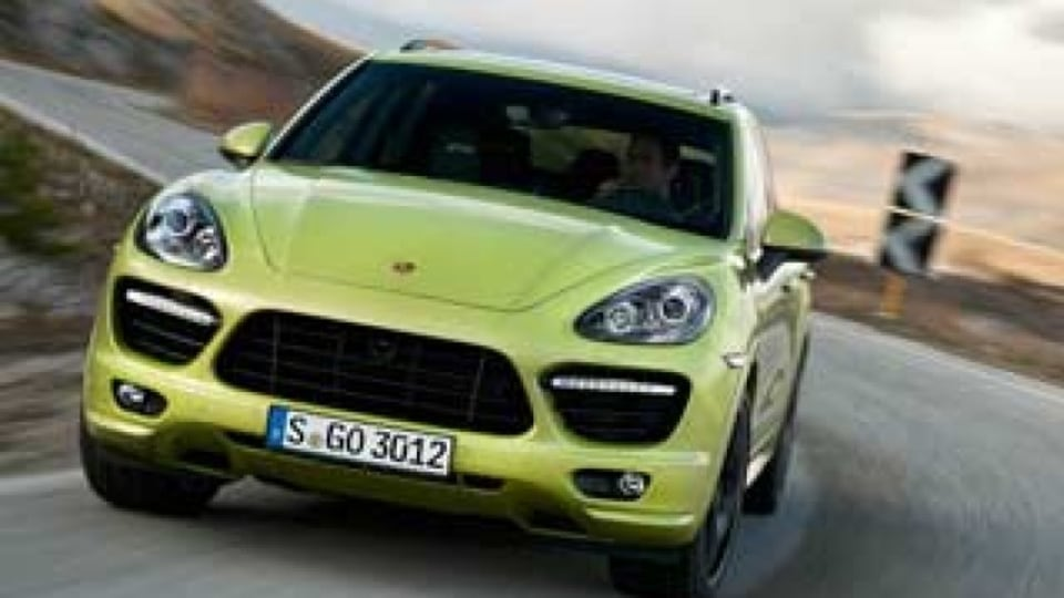 Quick Spin: Porsche Cayenne GTS