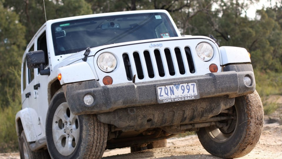 2013 Jeep Wrangler Overland Unlimited Review