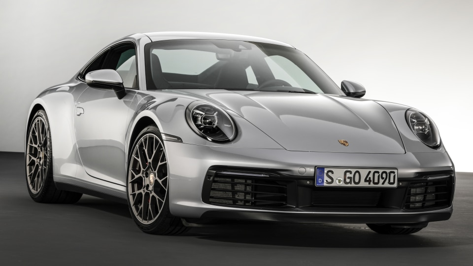 All-new Porsche 911 Revealed