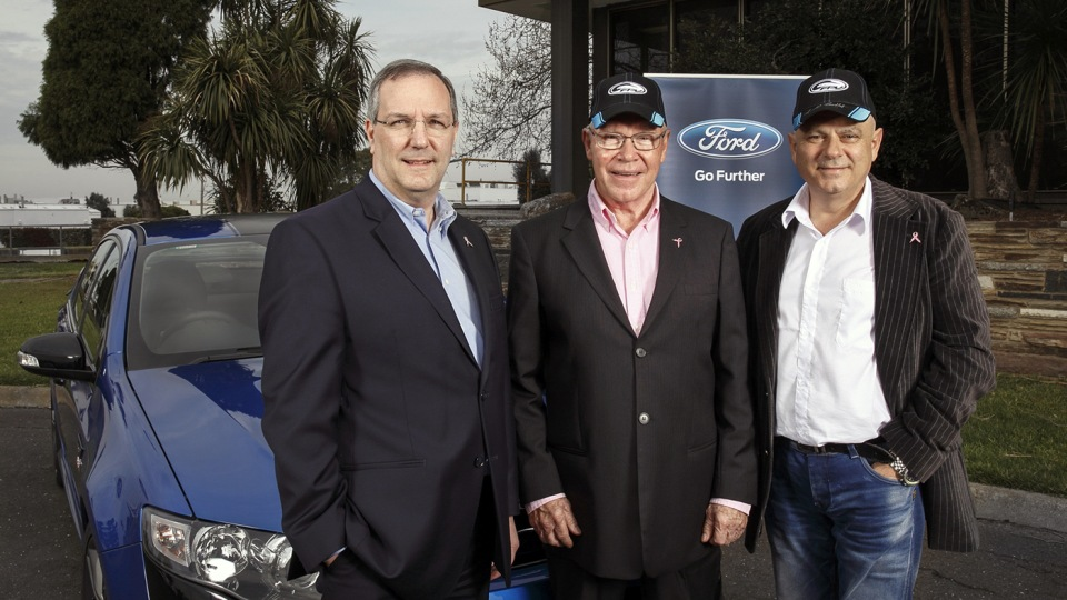 Ford Australia Boss Retiring, Graeme Whickman To Step Into Top Role