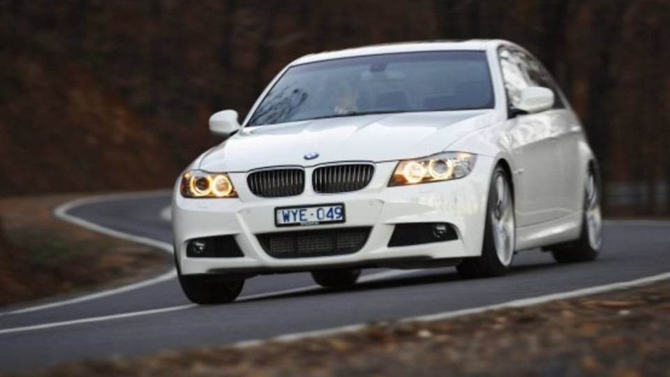 2009 BMW 330d Launched In Australia