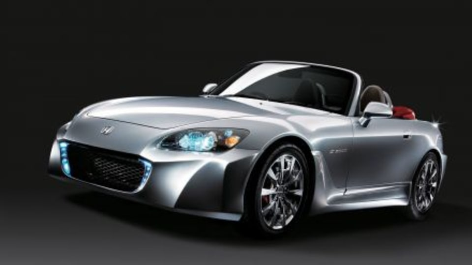 Honda To Bring Tweaked S2000, Sporty Fit To Tokyo Auto Salon