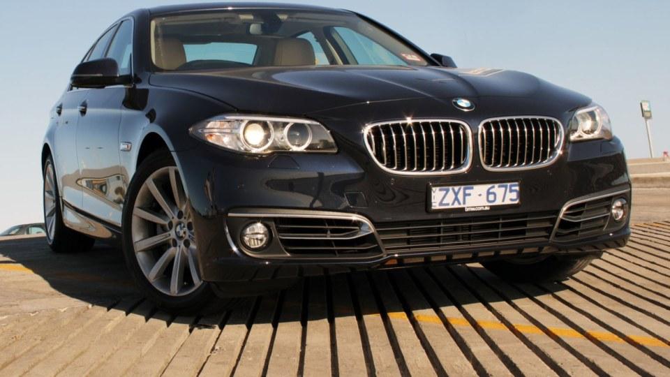 2014 BMW 5 Series Review: 520i Luxury Line Sedan