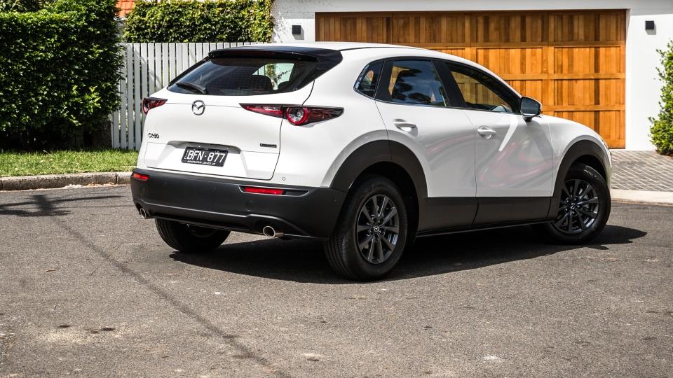 2020 Mazda CX-30 G20 Pure review-0