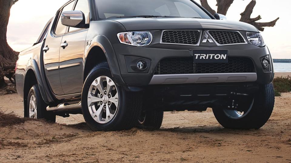 Mitsubishi Triton To Be Basis For New Fiat Utility: Report