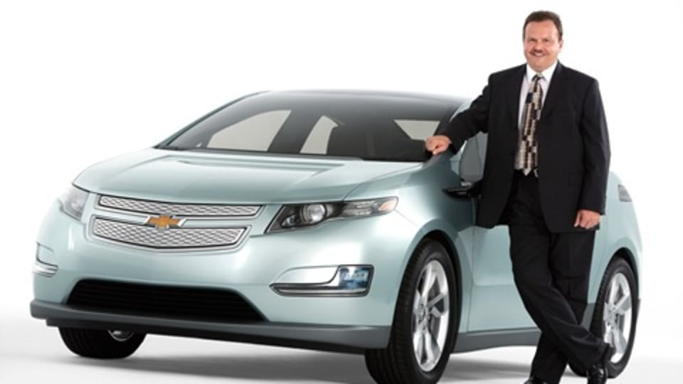 2011 Chevy Volt Revealed in Production-Ready Form