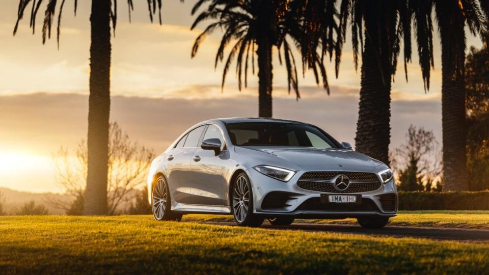 Mercedes-Benz CLS 450 2018 first drive review
