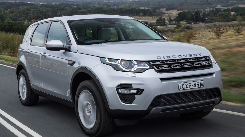 New Land Rover Discovery Sport: Price And Features For Australia