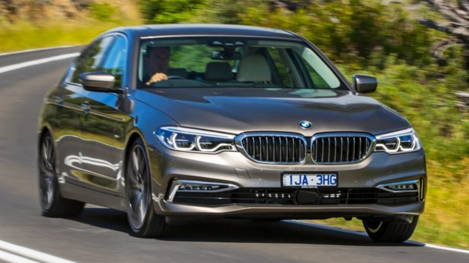 2017 BMW 530d new car review