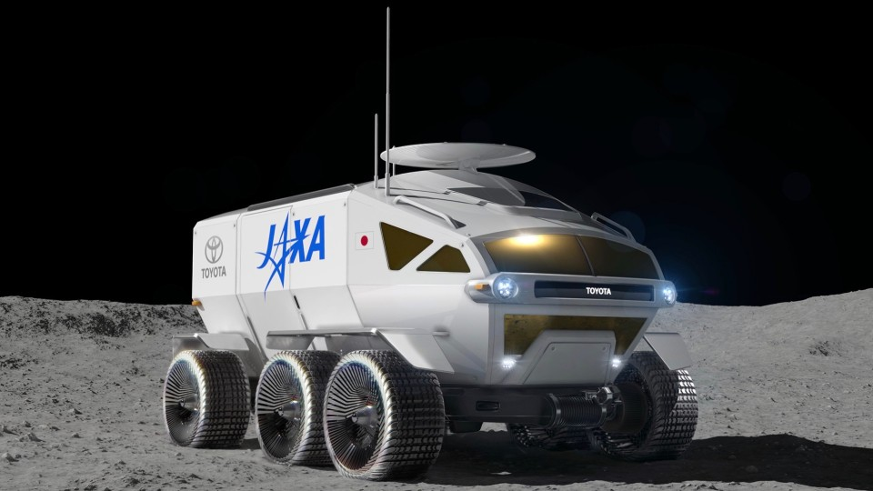 Toyota could be on the moon by 2029