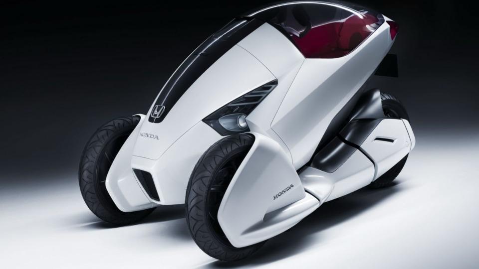 Honda 3R-C Concept To Debut At Geneva Motor Show