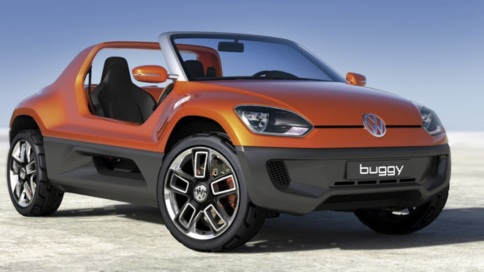 Volkswagen Up! Gets Four New Concepts For Frankfurt