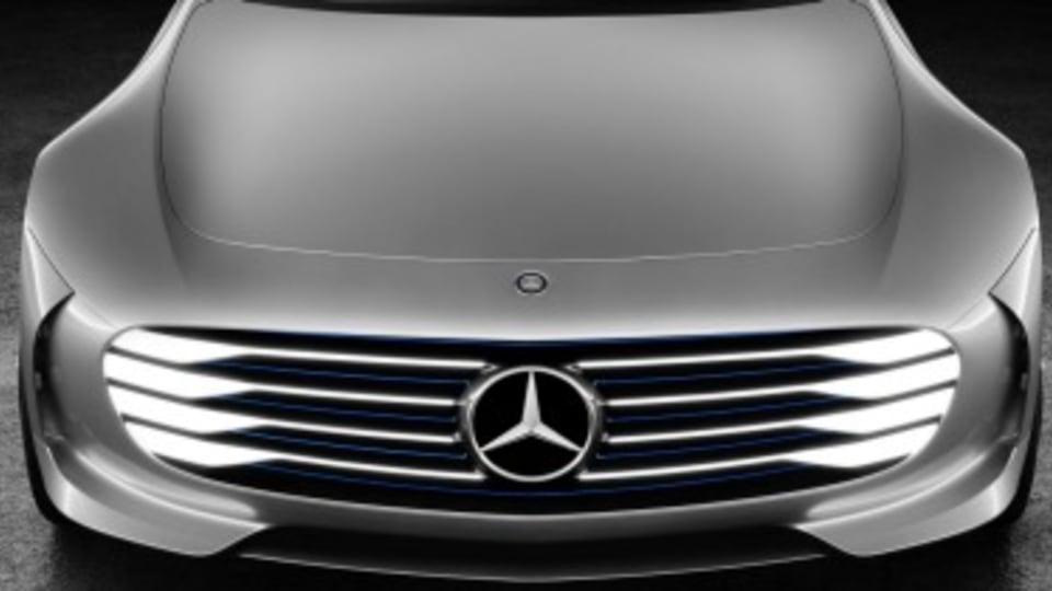 Mercedes-Benz trademarks new EQ names