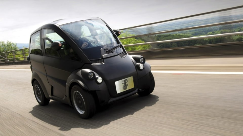 Having designed the T.25 city car concept (pictured), Gordon Murray is working on a similar project for Shell.