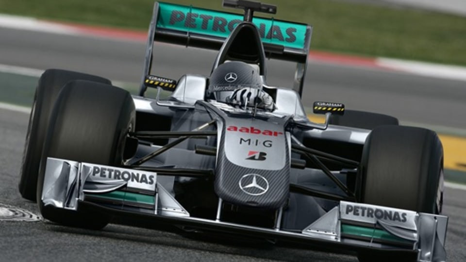 F1: Brawn To Decide Mercedes Number One Driver