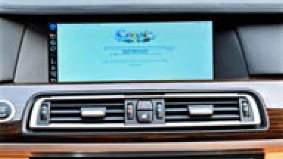 BMW 7-Series Interior