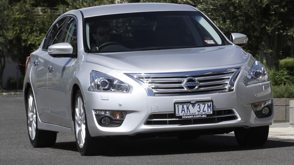 2014 Nissan Altima: Price And Features For New Midsized Sedan