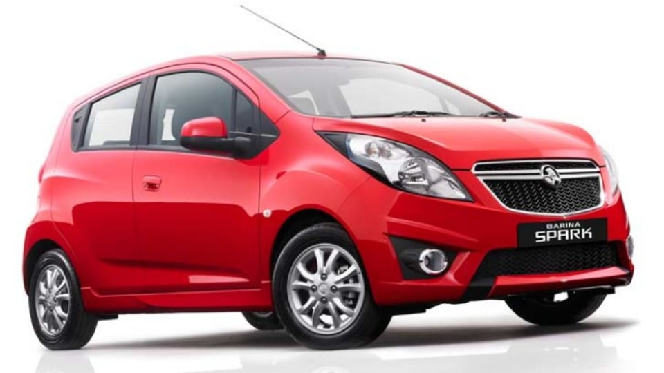 Holden's Barina Spark city-car now has an auto option.