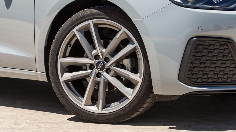 2019 Audi A1 35TFSI review-4