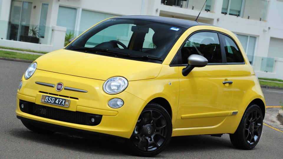 2012 Fiat 500 TwinAir On Sale In Australia