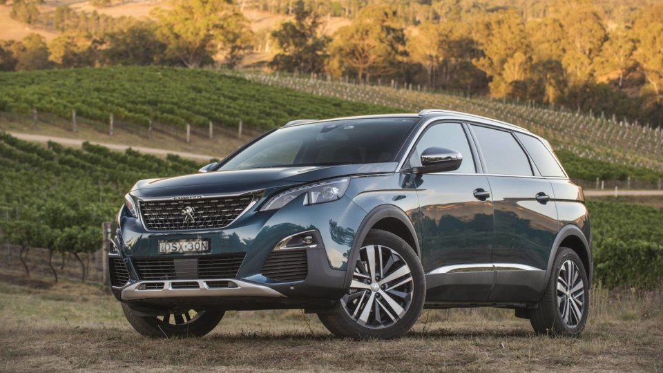 2018 Peugeot 5008 First Drive