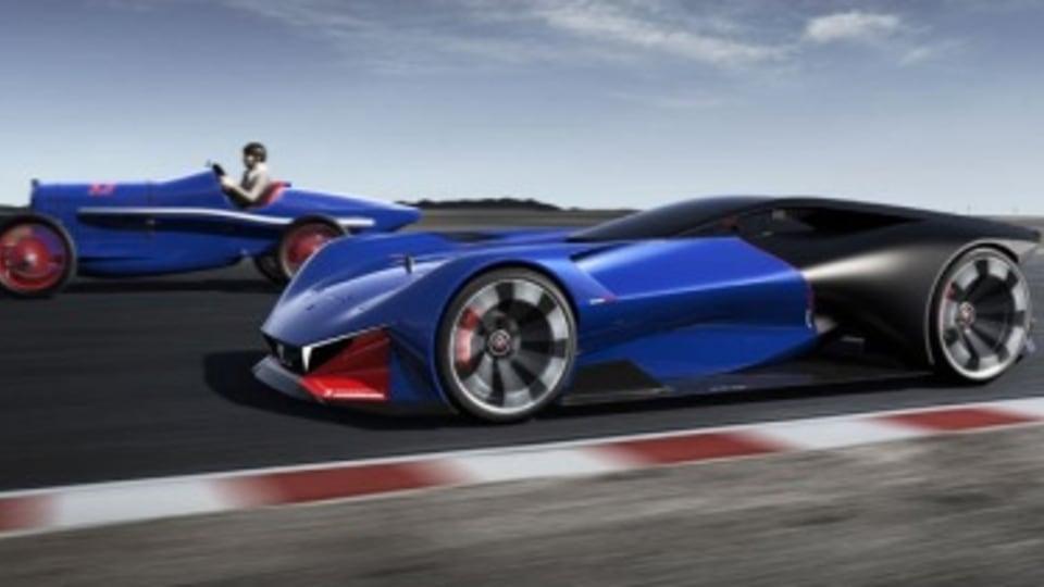 Peugeot L500R Hybrid concept revealed